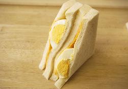 ボヌール限定、昔懐かしサンドイッチ販売中!