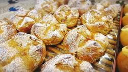 スタッフおすすめパンブログ第129弾 音更店限定「シナモン香る黒糖くるみパン」