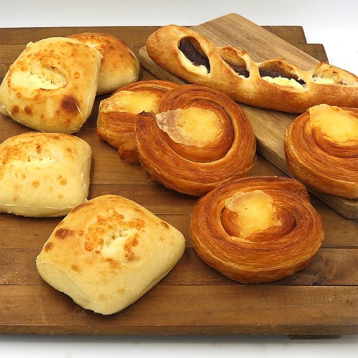 【NEW】十勝のチーズパンセット