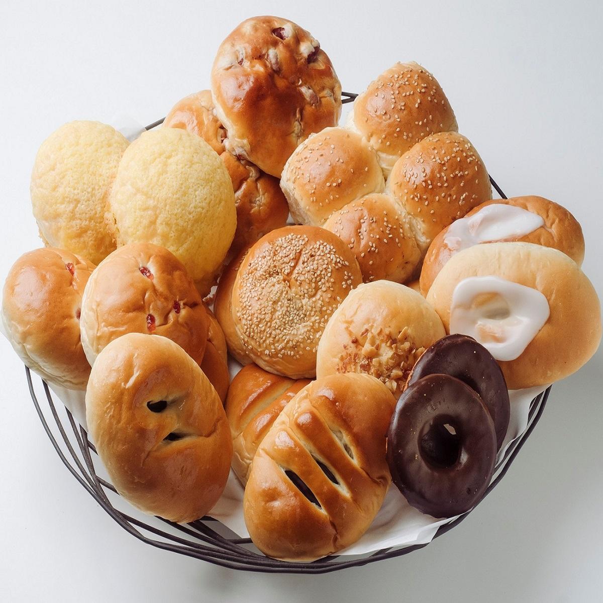 懐かしの菓子パン ファミリーセット